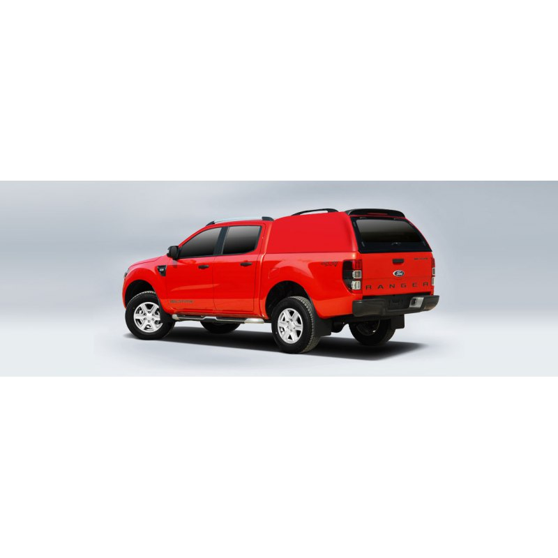 Explorer - Кунг Carryboy Hard-Top S560WO для ISUZU D-MAX 2015 -  г.в.
